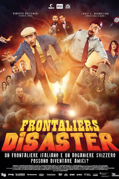Frontaliers disaster 70x100 ita 01web